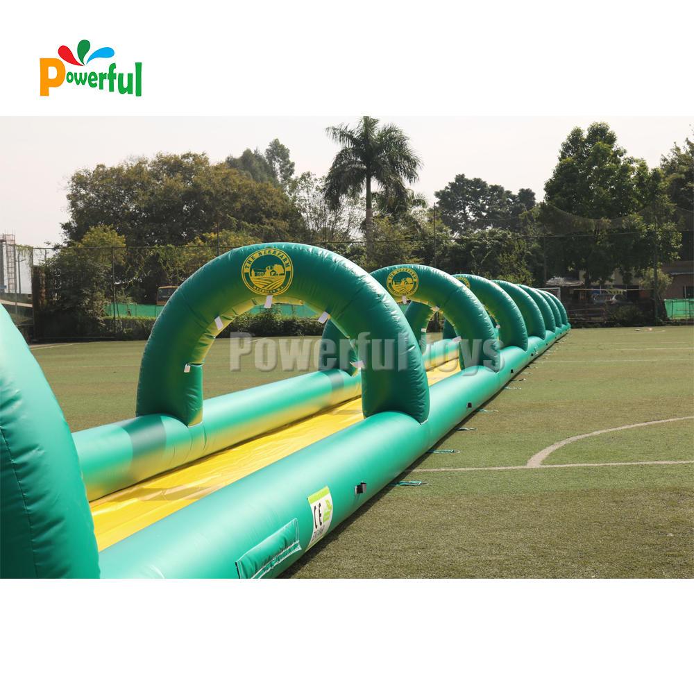 1000 ft slip n slide inflatable slide the city 2019