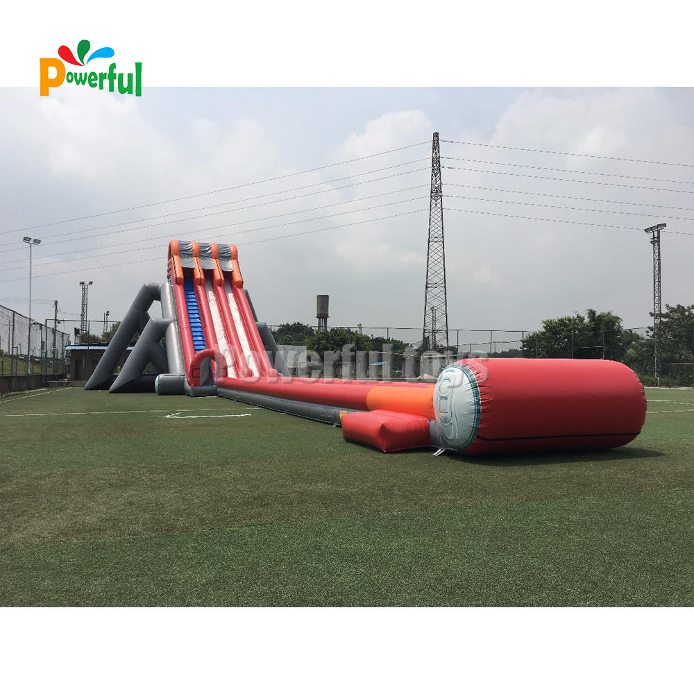 Trippo water slide giant inflatable hippo slide adult inflatable water slide