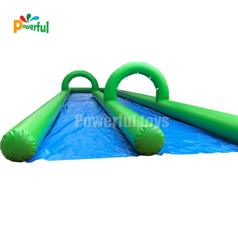 Extream 200m slip n slide inflatable slide the city wild splash slip n slide