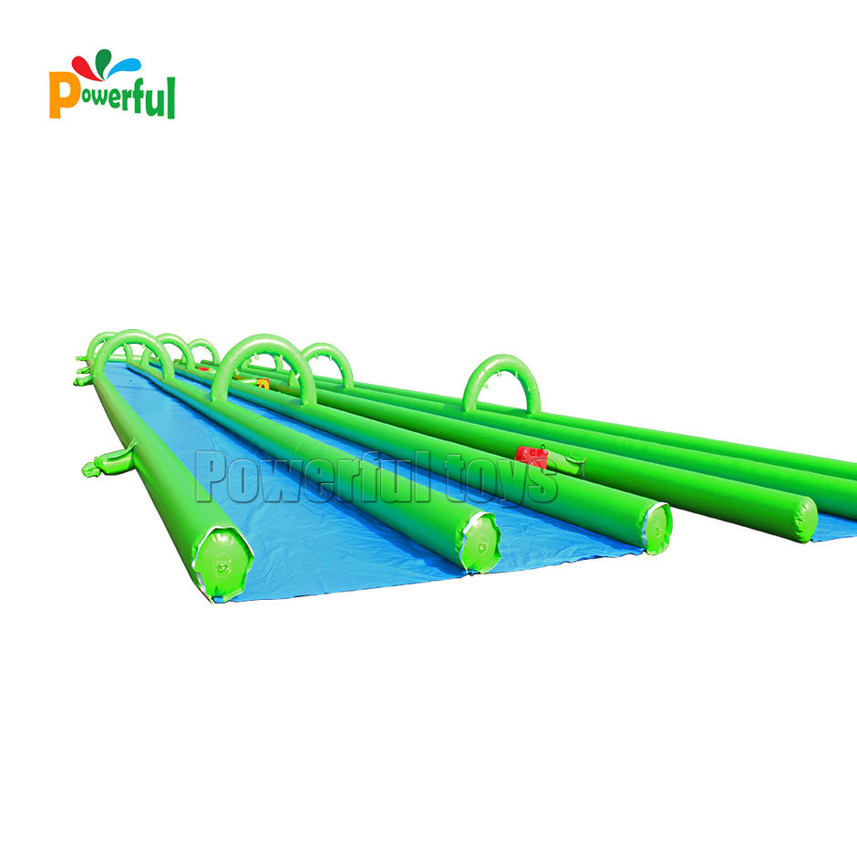 Cheap factory price inflatable water slip n slide