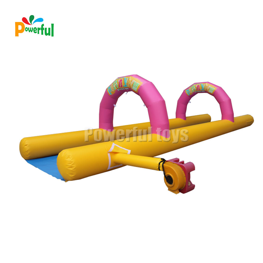 Hot Sale slip n slide / inflatable water slide / 1000 ft slide the city