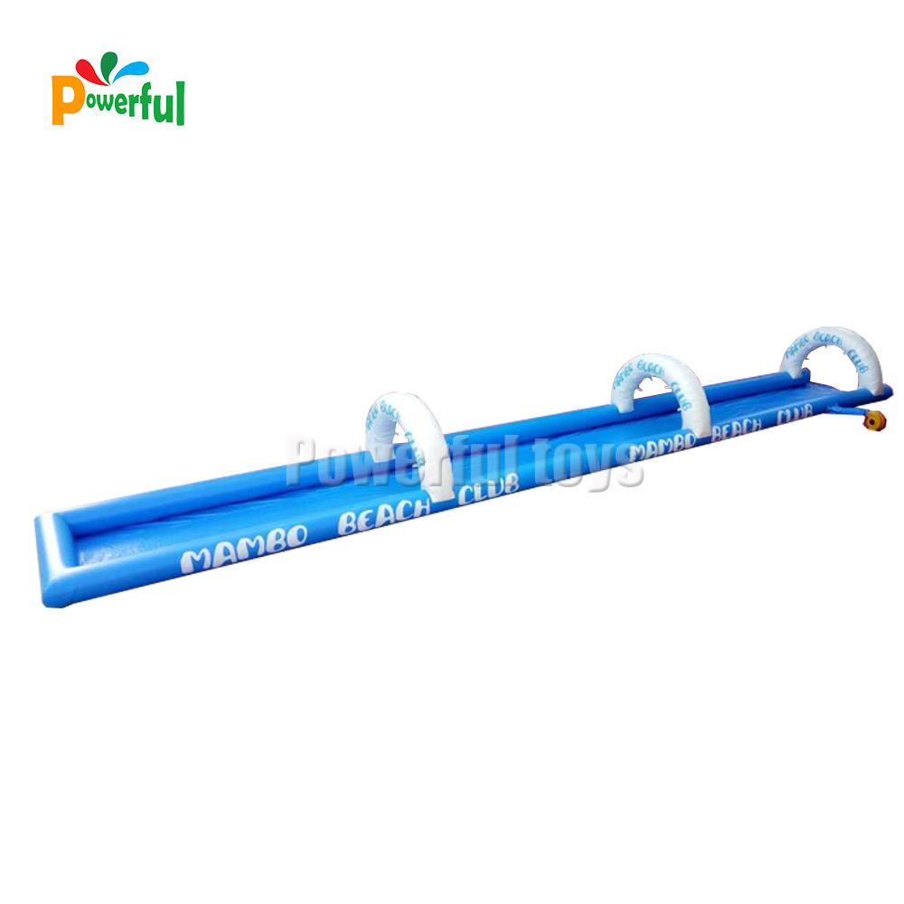 Custom slip n slide inflatable for adult water