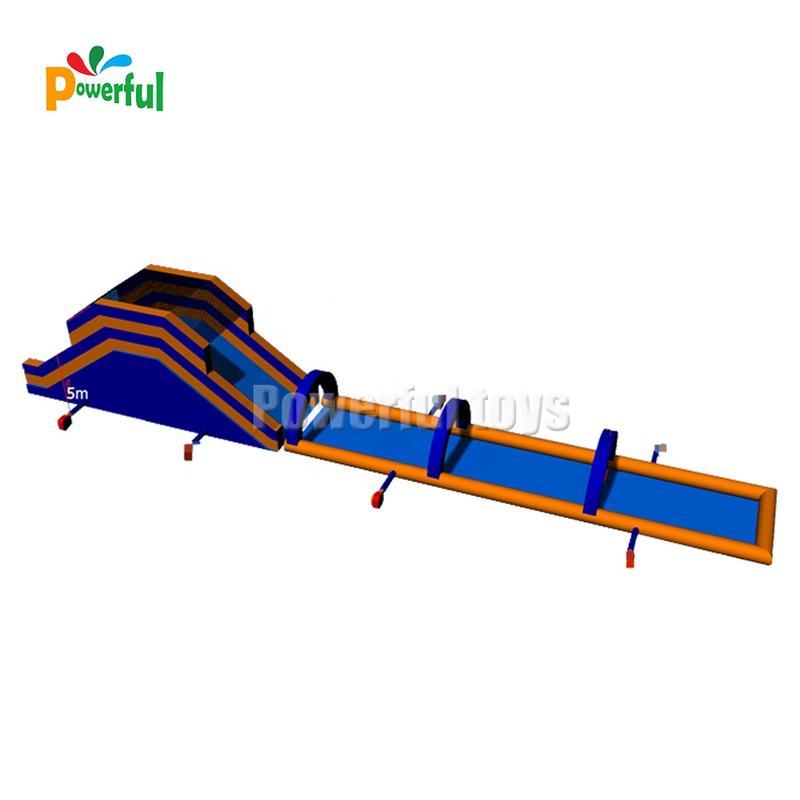Summer splash water slide inflatable slip n slide inflatable slide the city for adult