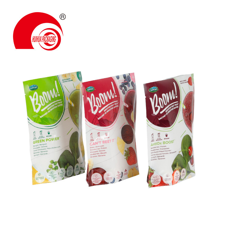 product-Resealable Food Packaging Plastic Bag Laminated Fruit Packing Pouch with Tear Notch-Huihua-i-1