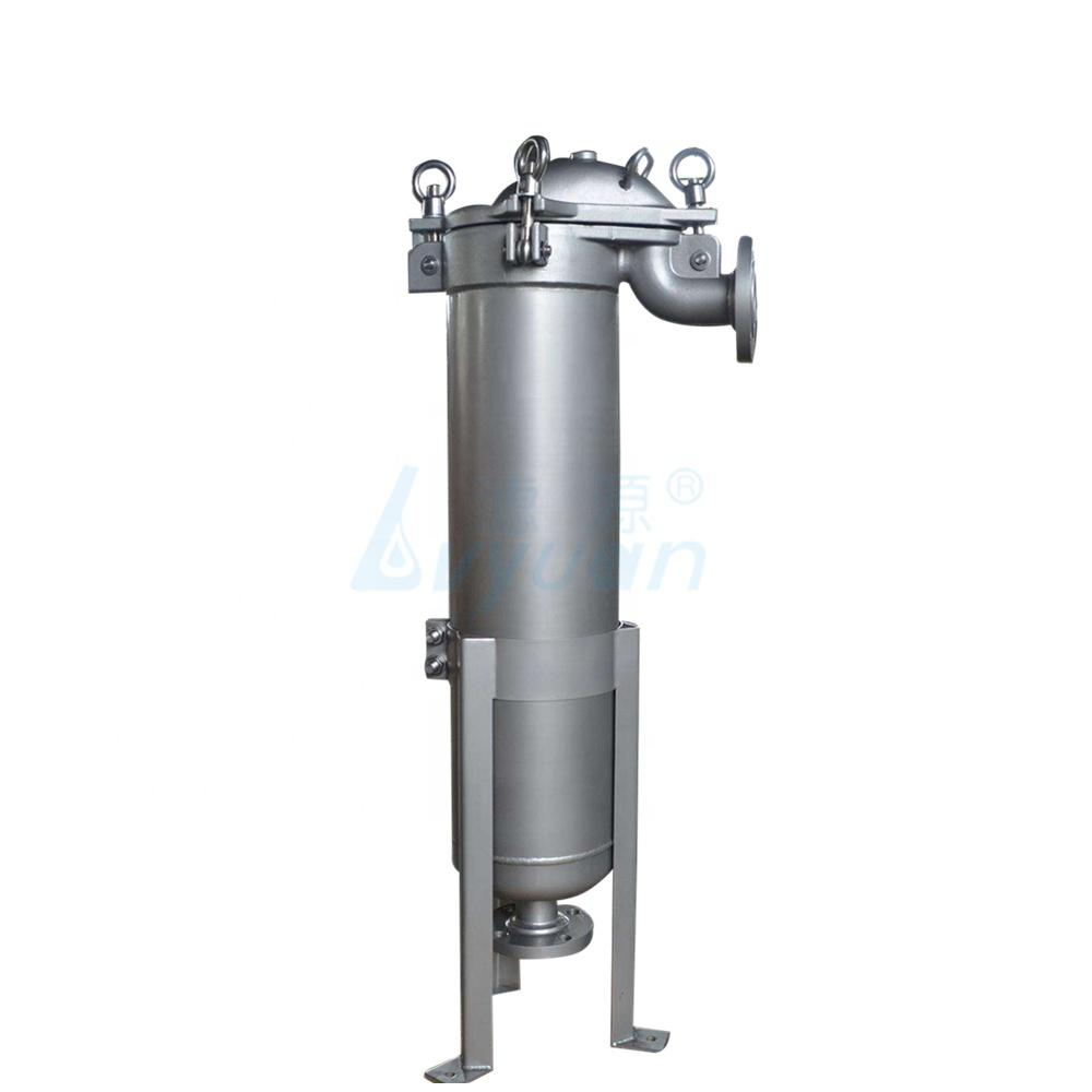 Ss304 316 water Bag Filter Housing/Stainless Steel Bag Filter for Water filtration
