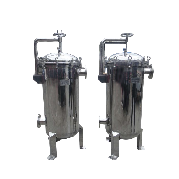 SS 304/316L Stainless Steel alcohol filtration