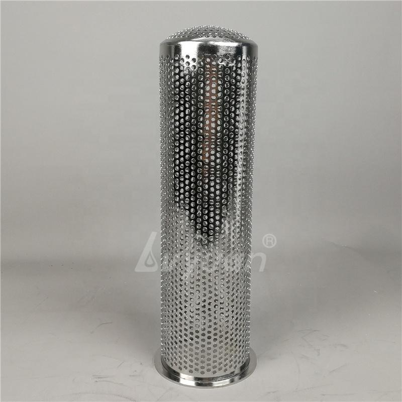 Bolt/Clamp Sealing Customized Price 1'' 2'' 3'' NPT 304 Stainless Steel Bag Filter Housing