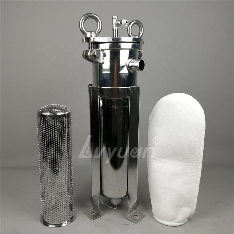 NO. #1 2 3 4 5 PP PE PTFE Nylon Liquid Filter Bag with 1/5/10/20/25/50/100 micron