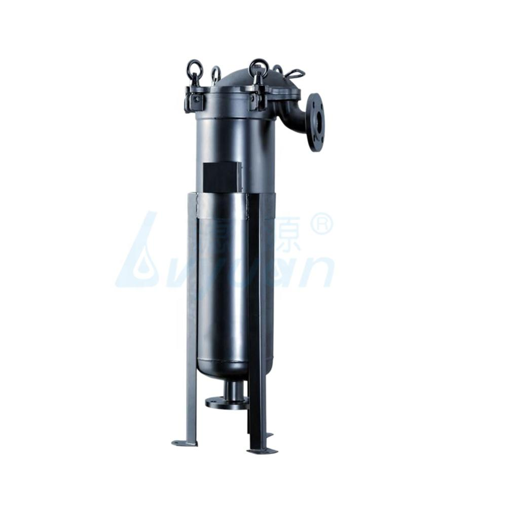 stainless steel Bag Filter Housing with 5 Micron water pp/pe/ss304 liquid filter bag