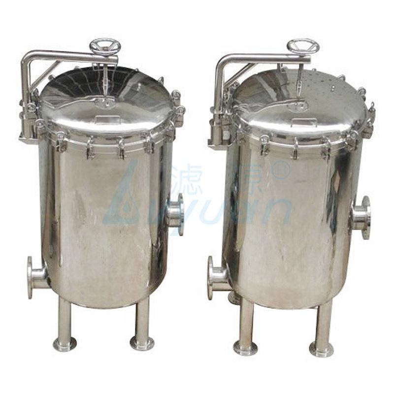 multi bag filter housing stainless steel 304 ss316 industrial water bag filter for liquid filtration 1 5 micron filter bag
