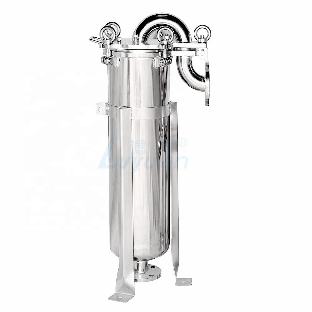 sus304 sus316 material bag filter housing /liquid bags filter housing /Water Filter