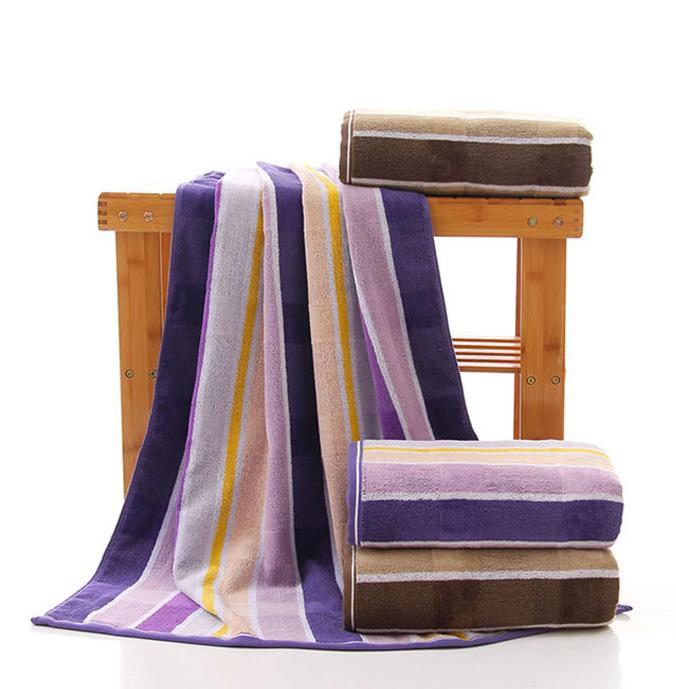 Custom 100% cotton towel high quality Jacquard Towel