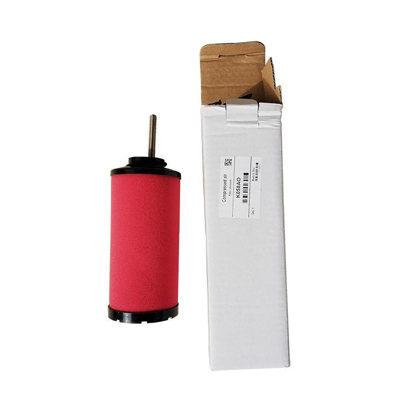 K058 K080 K125 Series Replacement Domnick Hunter Air Filter Element