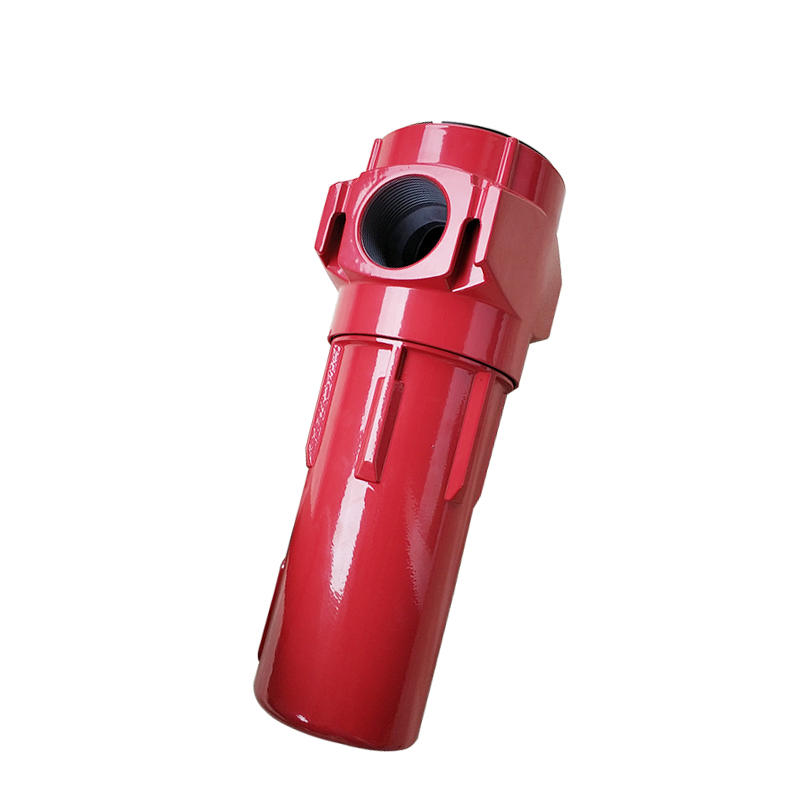 Red Domnick Hunter High Efficiency Hepa Filter G058AO Cartridge Compressed Air Filter