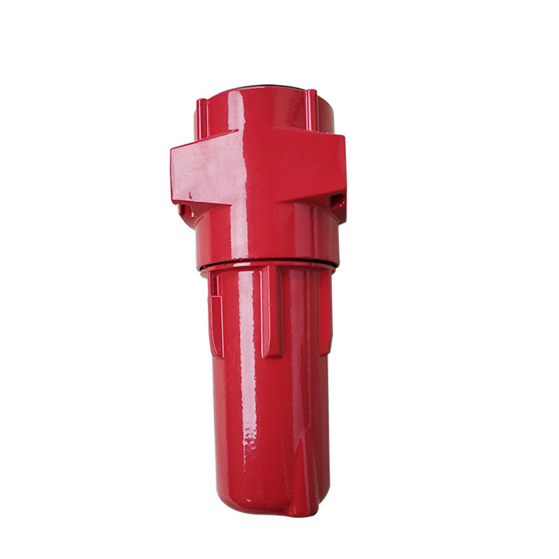 Air Oil Aluminum Domnick Hunter Type G017AO High Efficiency Compressed Air Filter