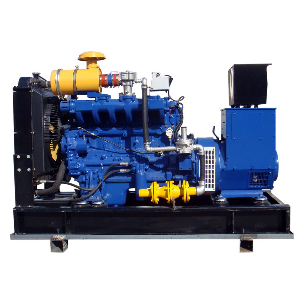 china supplier 75kva methane gas natural gas biogas generator price