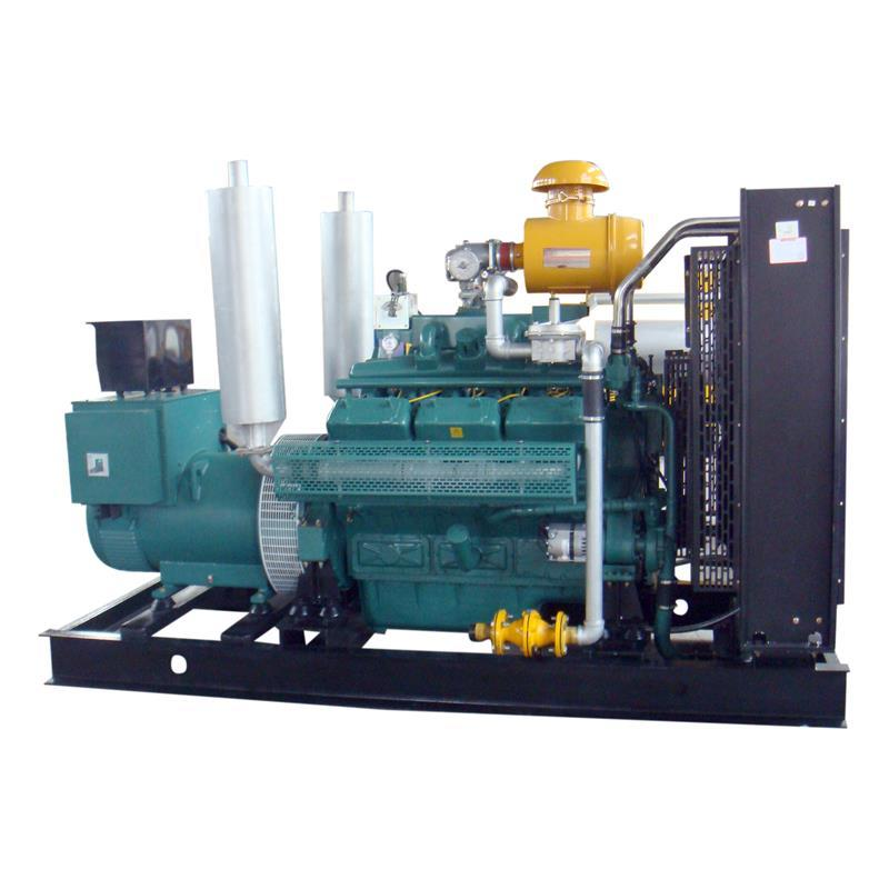 Clean Energy Natural 100-1000kw Gas power generator