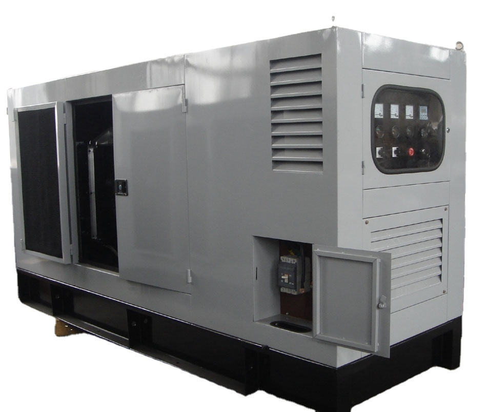 big power alternator 400kw power electric generator with soundproof canopy