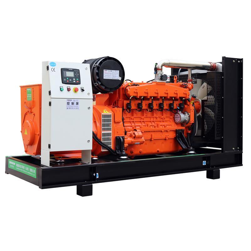 Easy-Moving1000KW methane gas generator methane steady output gas electric generator