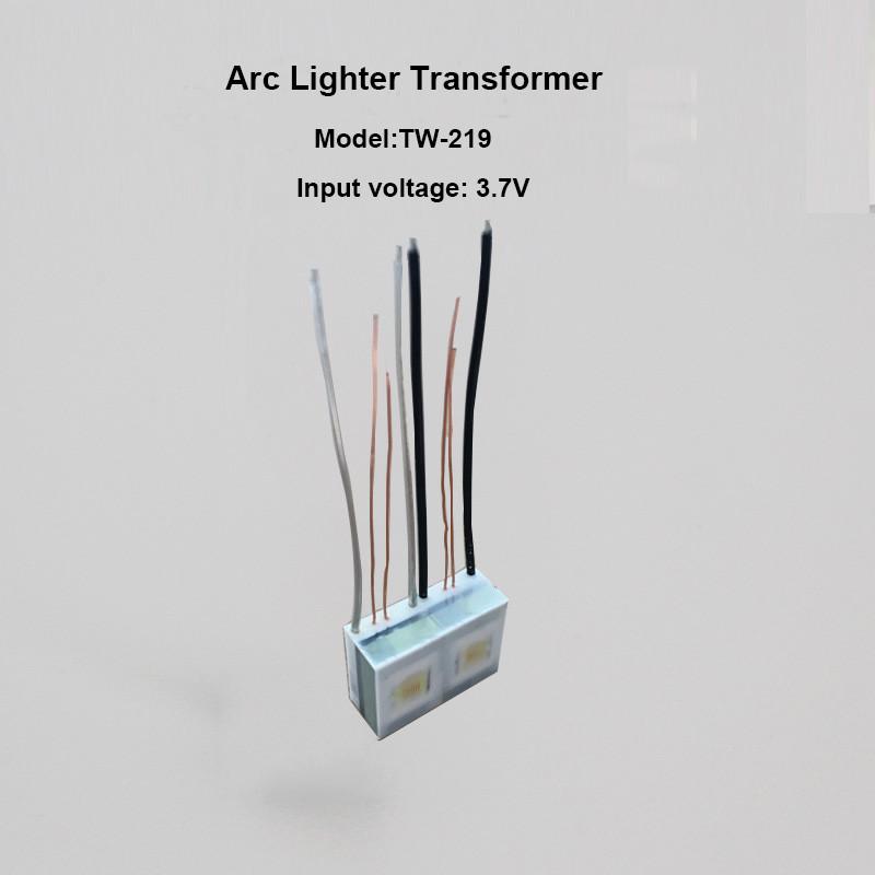 8KV Arc Ignition High Voltage Inverter Step Up Boost Coil Transformer Pulse Ignition Lighter Accessories