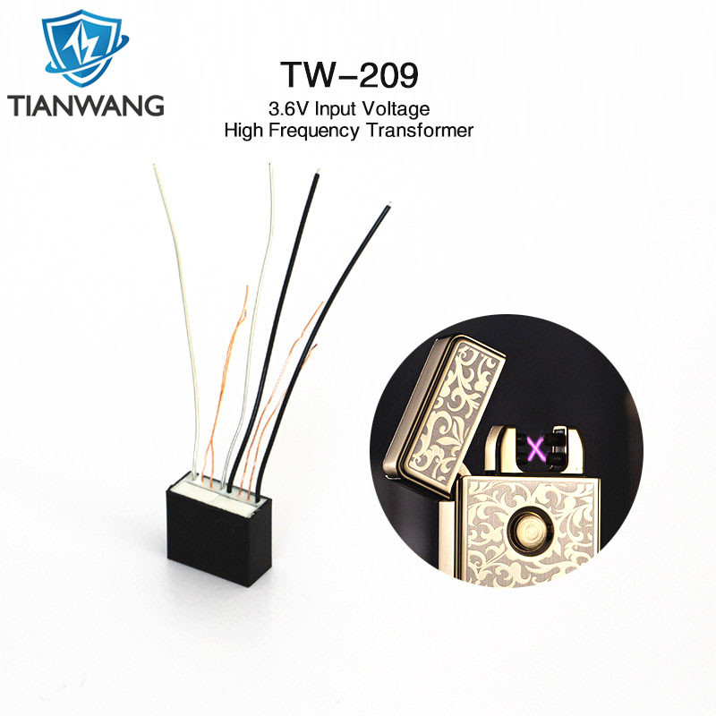 TW209 High Voltage Generator Ignition Coil Electric Lighter Accessories