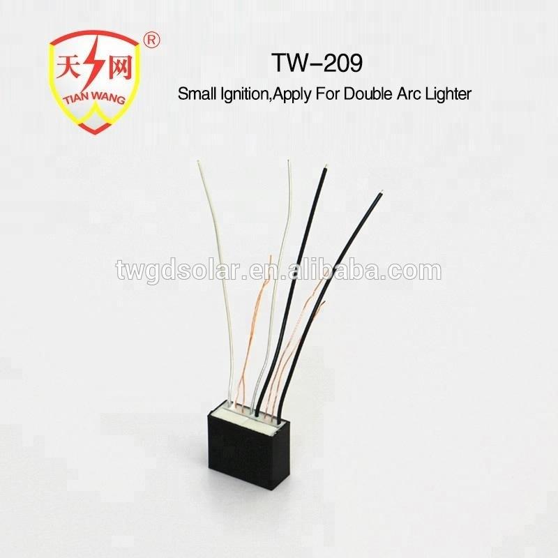 TW-209 Module Pulse Ignition Coil Dual Arc Lighter Parts
