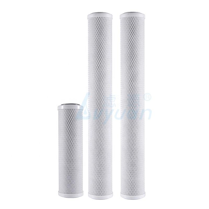 Best price 10 20 inch CTO filter cartridge water filter system replacement cartridge