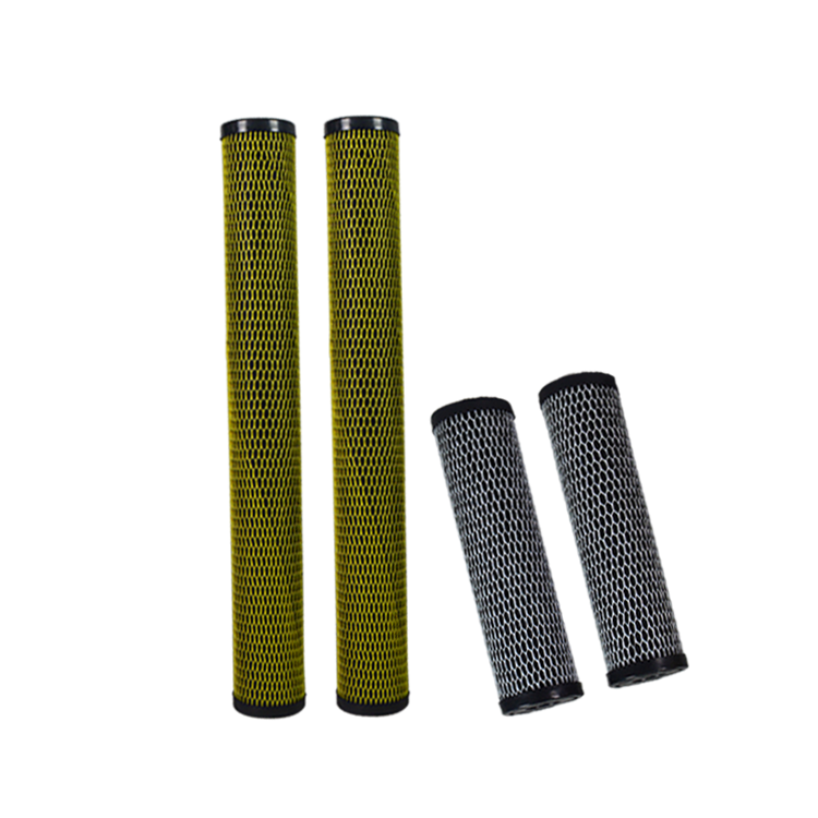 sintered or extruded blocked/1000 iodine value activated carbon