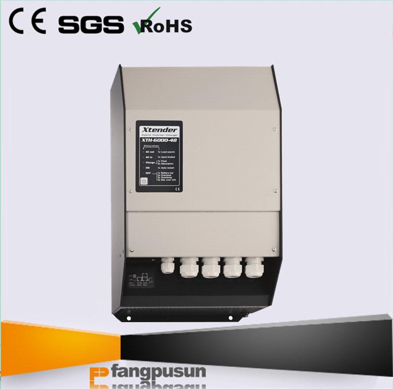 China Xth5000-48 Pure Sine Inverter Solar Hybrid Inverter 5000W 24V