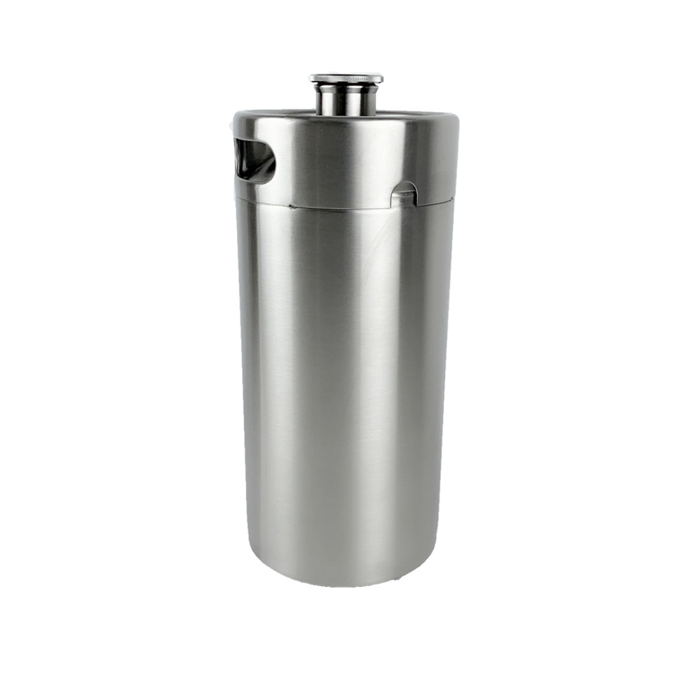 adjustable 3.6 small easy draft pressure beer barrel keg with System accessories