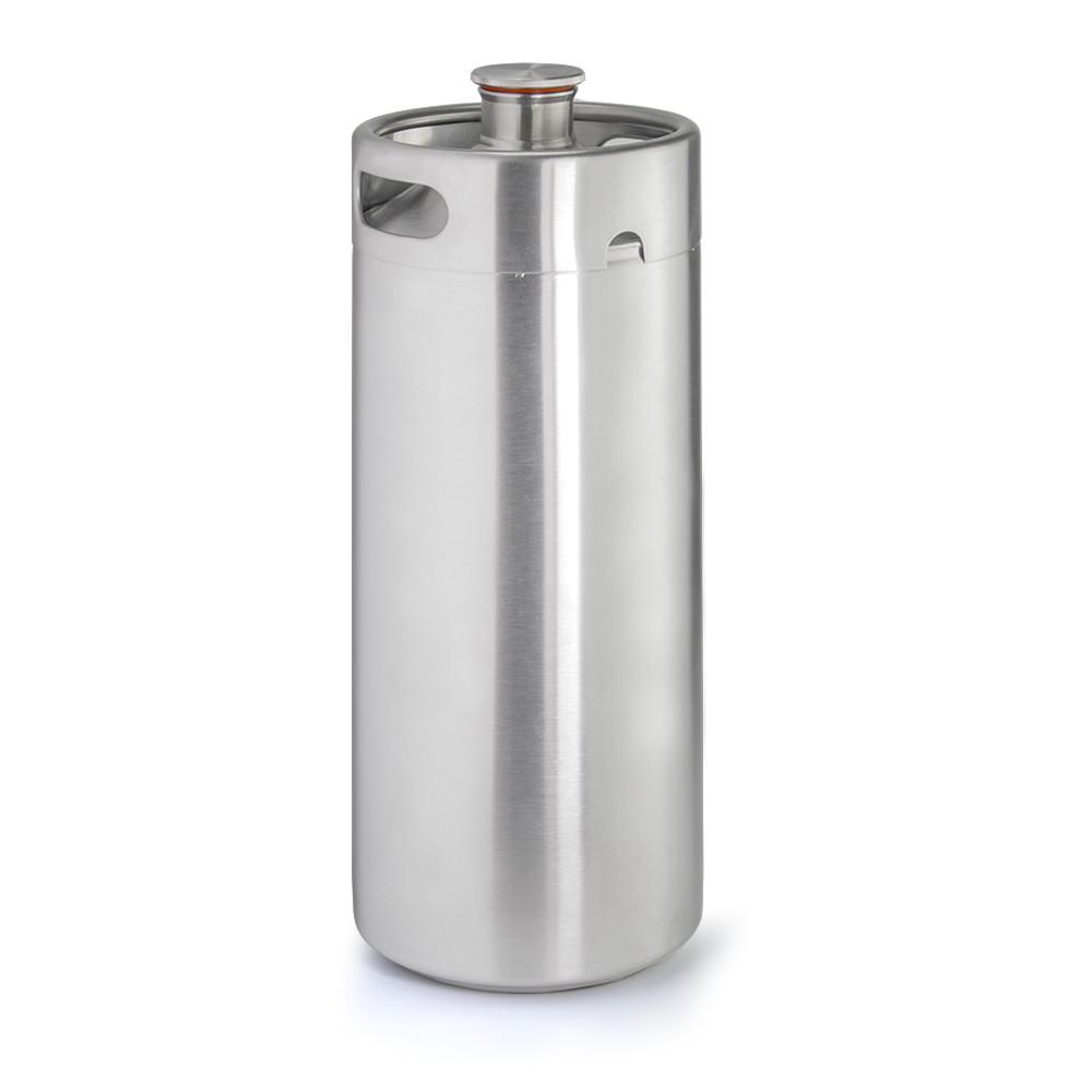 Wholesale 10 l liter homebrew stainless steel growler beer kegmini kegs