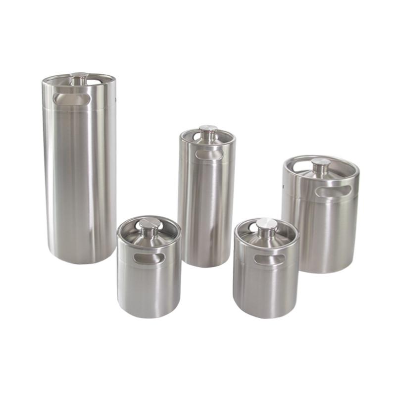 5l homebrew mini beer keg with dispensing tap dispenser co2 dispensing system