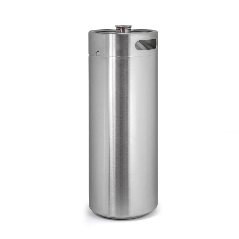 beer kegs 1 gallon keg 128 regulator system 4L growler 128oz with Tap