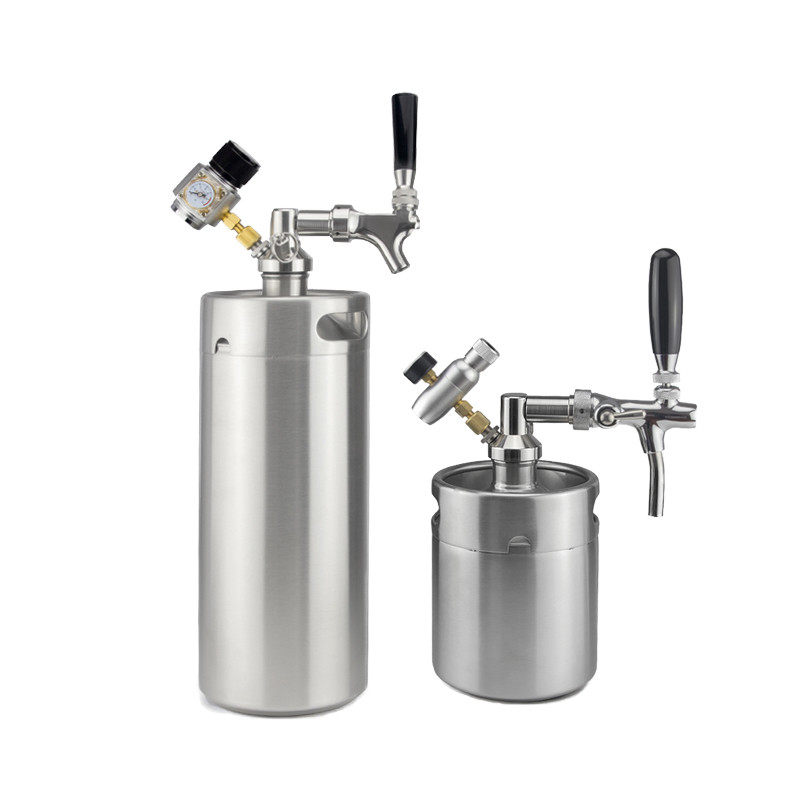 2L/3.6L/5L 10L beer dispenser CO2 tap for beer growler