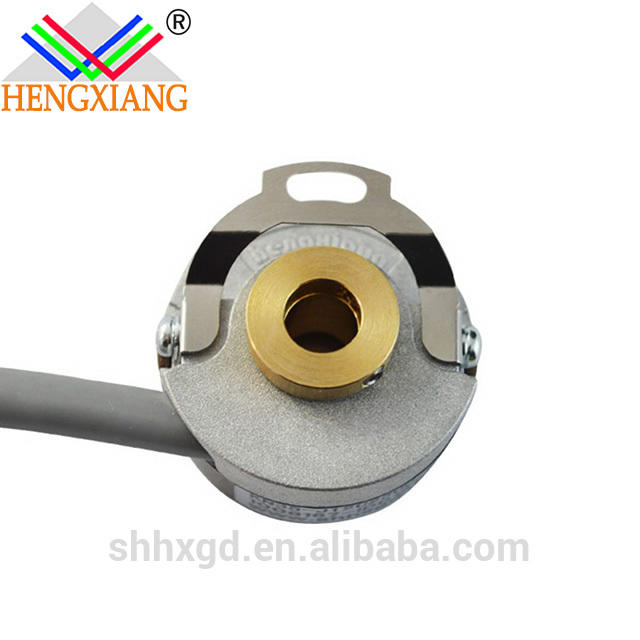 New encoder KN35 Hollow Shaft Encoder/Rotary Potentiometer/Rotary Encoder leaf spring 35G29 used in hole