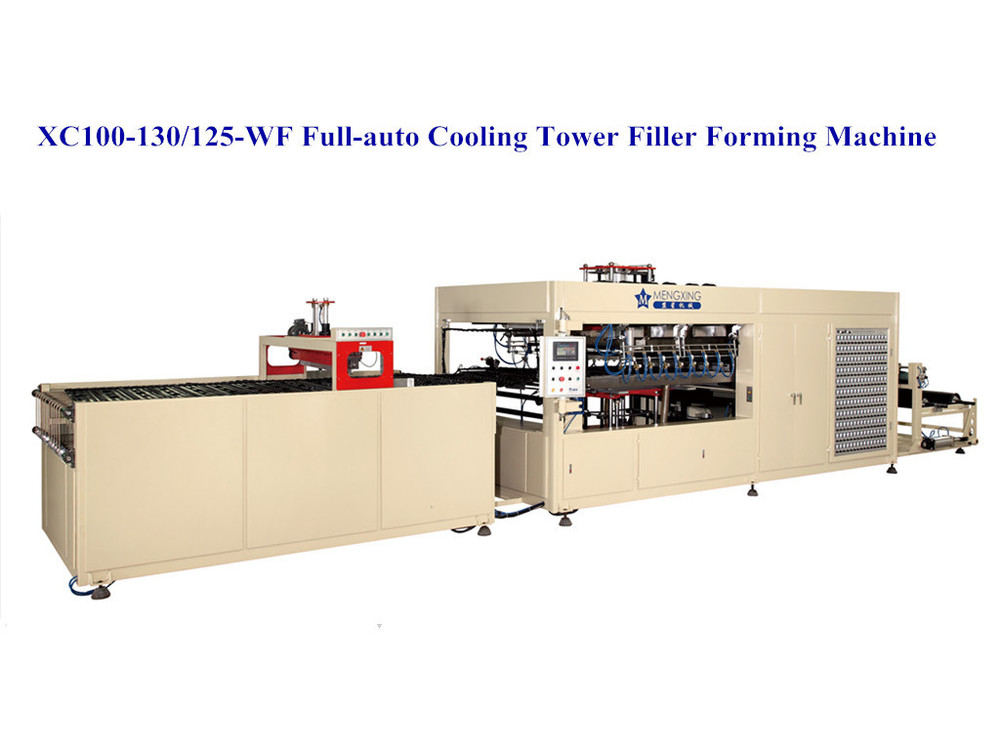 Vacuum Forming Machine for Cooling Tower Filler