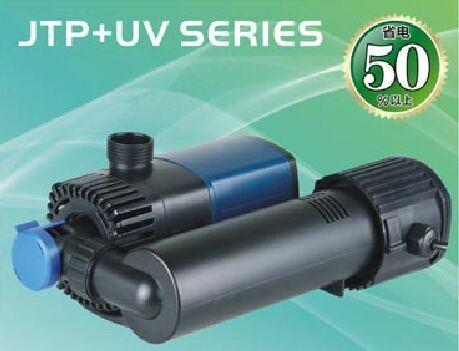 Frequency Variation Pump UV-C Clarifying (JTP-1800+UV) with CE Approved