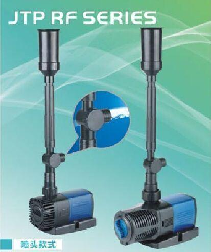 Frequency Variation Pump (JTP-1800RF) with CE Approved