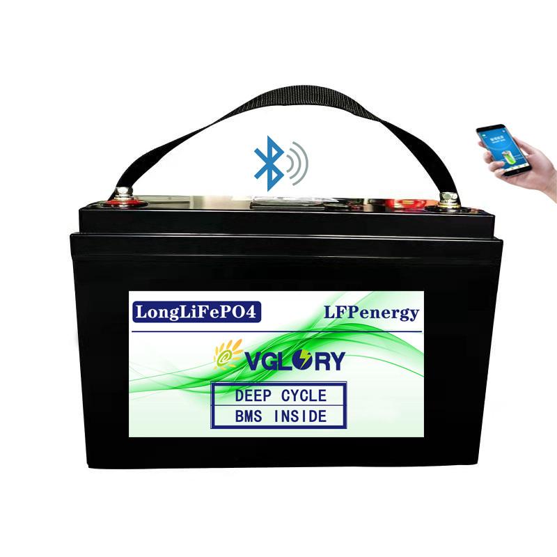 Li-ion For Laptop Lifepo4 Battery Kit More Than 5000 Cycles Li 12v 100ah Ciclo Profundo De Litio Ion
