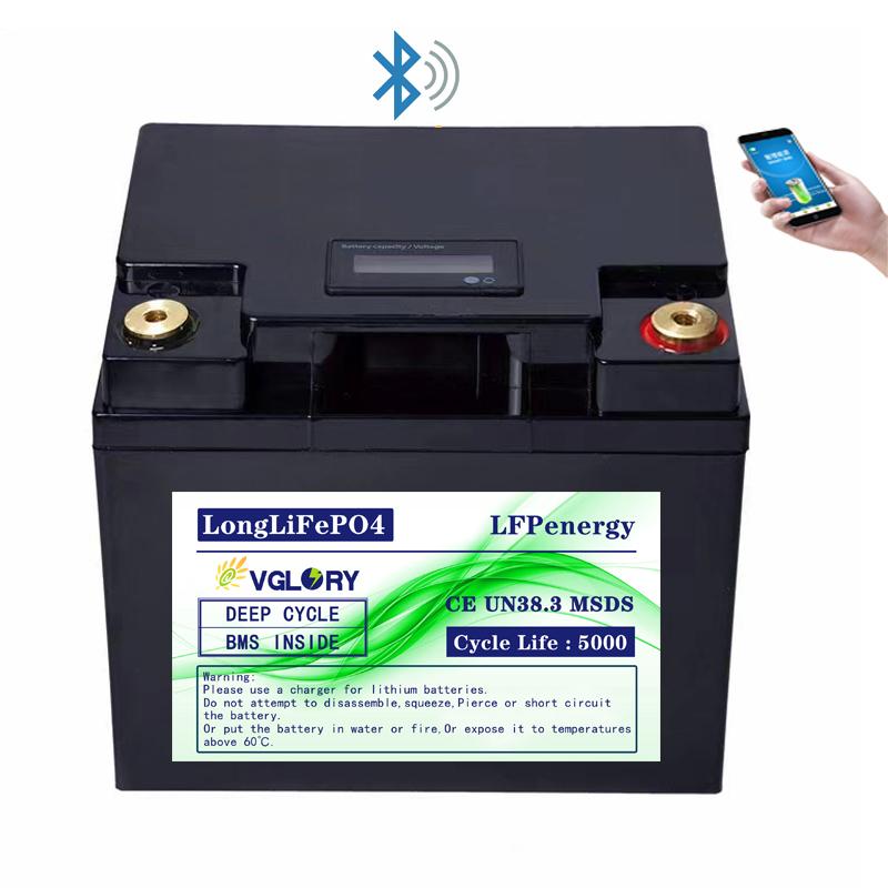 18650 Rechargeable 12volt 150ah 12.8v 12 Voltage 100amps Custom Li Ion 12v Lifepo4 100ah Battery