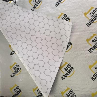 custom heat insulation honeycomb foil paper