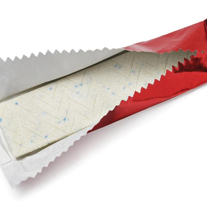 OEM Servicehigh quality aluminum foil paper for chewing gum factory in china