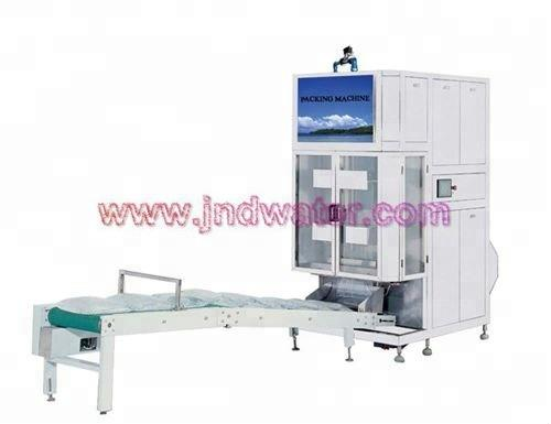 Drinking Water Pouch Filling Sealing Machine