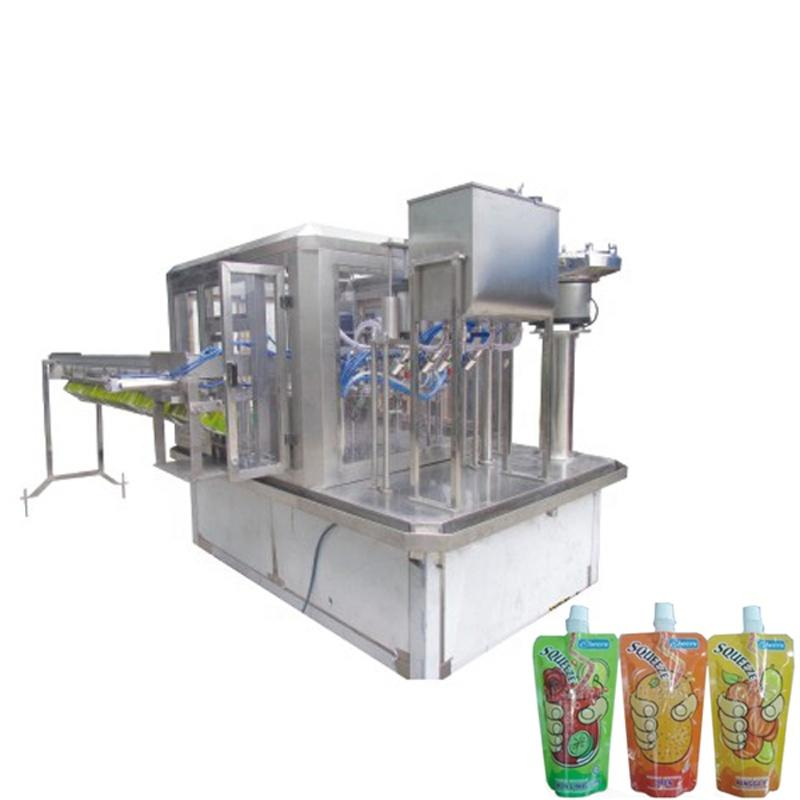 Top quality widely used durable 4L sachet water filling machine