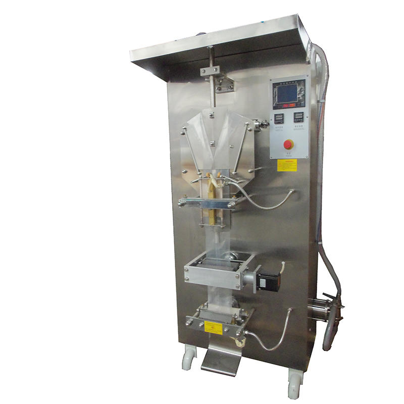Automatic beverage pvc bag filling sealing machine equipment