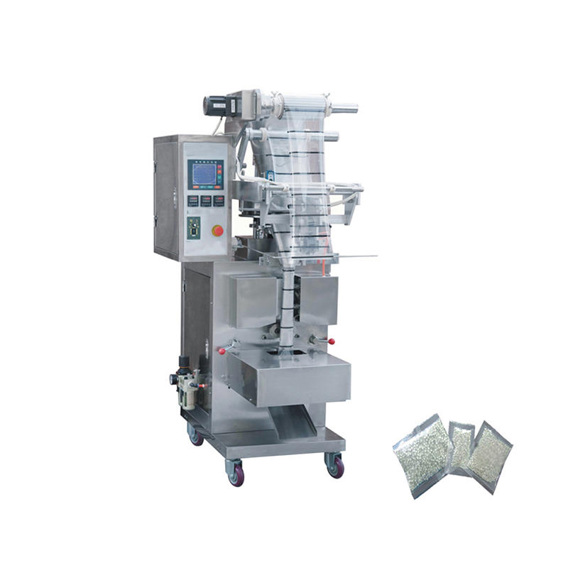 OEM small bags automatic semi-fluid packing machine for shampoo