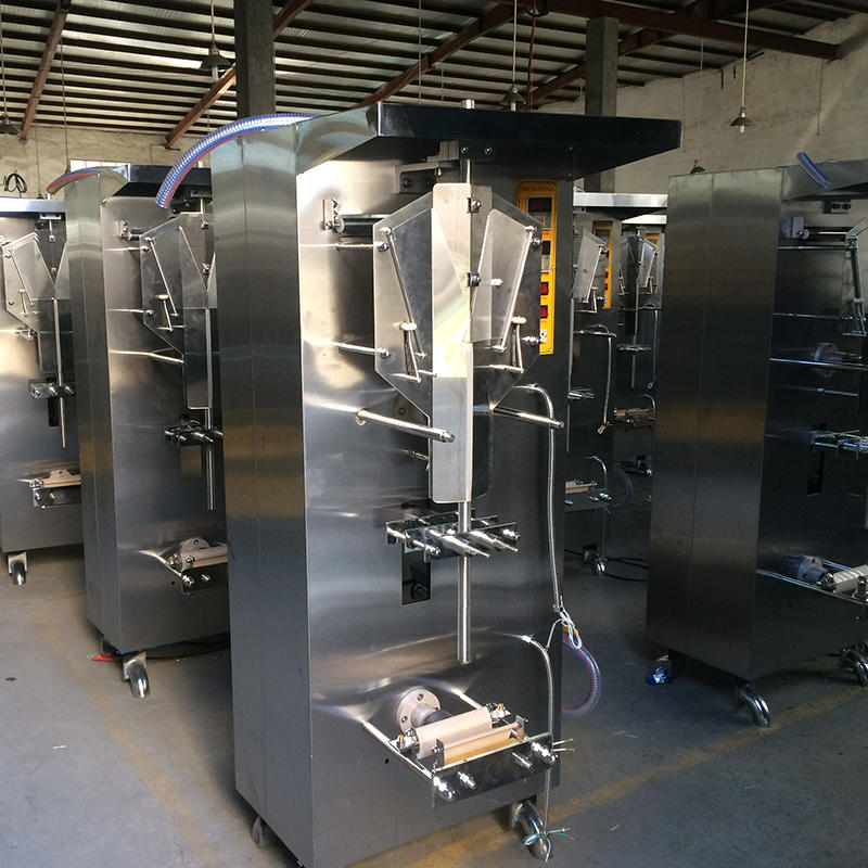 Automaticwater filling liquid bag machines