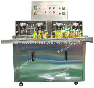 Semi-auto Sachet Liquid Filling Machine