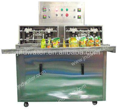 Semi-auto Sachet Liquid Filling Machine