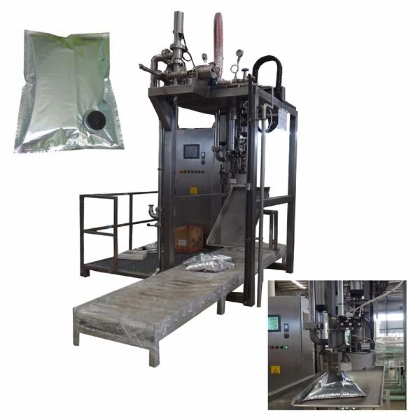 Great quality highly effective 1.5kw aseptic milk juice bag filling machine